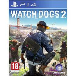 Videogioco Ubisoft - Watch Dogs 2 - PS4