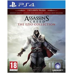 Videogioco Ubisoft - Assassins creed the ezio collection Ps4