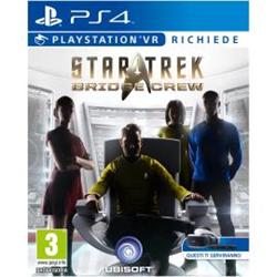 Videogioco Ubisoft - Star Trek: Bridge Crew VR - PS4
