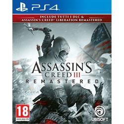 Videogioco Ubisoft - Assassin's creed iii remastered - sony playstation 4 300107640