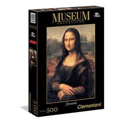 Puzzle Clementoni - Leonardo: Gioconda 30363