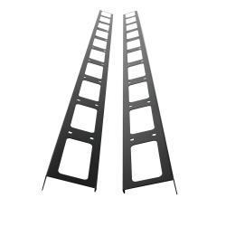Barra di allacciatura per gestione cavi a rack 42u 309086