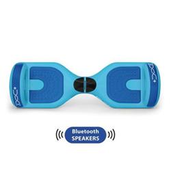 Hoverboard Nilox - Doc Plus Sky Blue Velocità Max 10 km/h -  Autonomia 12 Km -  Sky Blue