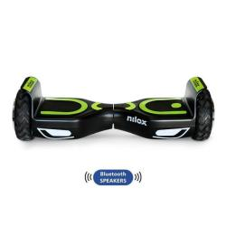 Image of Hoverboard Doc 2 hoverboard plus black