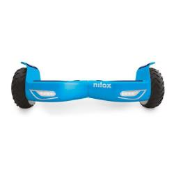 Image of Hoverboard Doc 2 hoverboard plus sky blue