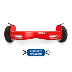 Hoverboard Nilox - DOC 2 Plus Red
