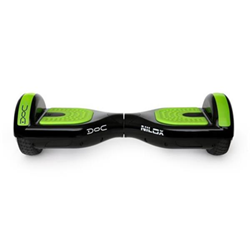 Image of Hoverboard Doc hoverboard black 6.5