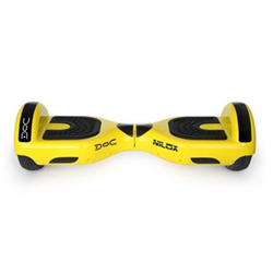 Image of Hoverboard Doc hoverboard yellow 6.5