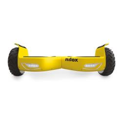 Image of Hoverboard Doc 2 hoverboard yellow