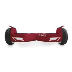 Image of Hoverboard Doc 2 hoverboard red and blue