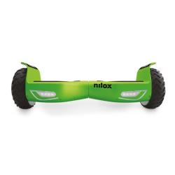 Image of Hoverboard Doc 2 hoverboard lime green