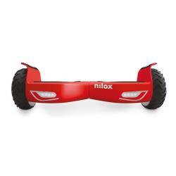 Image of Hoverboard Doc 2 hoverboard black and red
