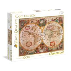Puzzle Clementoni - Mappa Antica 31229