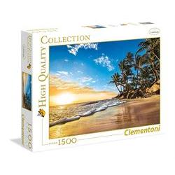 Puzzle Clementoni - Tropical sunrise