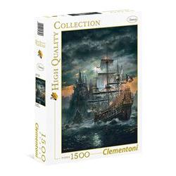 Puzzle Clementoni - La Nave Pirata 31682