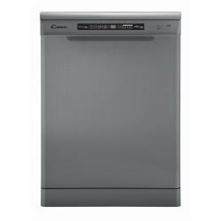 Lave-vaisselle Candy CDPM 96385X PR - Lave-vaisselle - pose libre - largeur : 60 cm - profondeur : 60 cm - hauteur : 85 cm - inox