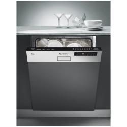 Lave-vaisselle encastrable Candy Evospace CDSM 2D62X - Lave-vaisselle - intégrable - largeur : 59.8 cm - profondeur : 57 cm - inox