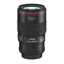 Obiettivo Canon - Ef 100mm f2.8 macro usm is