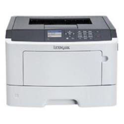 Imprimante laser Lexmark MS415dn - Imprimante - monochrome - Recto-verso - laser - A4/Legal - 1200 x 1200 ppp - jusqu'à 38 ppm - capacité : 300 feuilles - parallèle, USB 2.0, Gigabit LAN