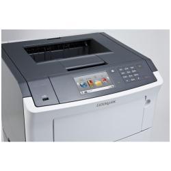 Imprimante laser Lexmark MS610de - Imprimante - monochrome - Recto-verso - laser - A4/Legal - 1200 x 1200 ppp - jusqu'à 47 ppm - capacité : 650 feuilles - USB, Gigabit LAN, hôte USB