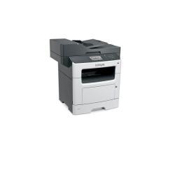 Imprimante laser multifonction Lexmark MX510de - Imprimante multifonctions - Noir et blanc - laser - Legal (216 x 356 mm) (original) - A4/Legal (support) - jusqu'à 42 ppm (copie) - jusqu'à 42 ppm (impression) - 350 feuilles - USB 2.0, Gigabit LAN, hôte USB