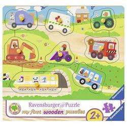 Puzzle Il mio Primo Puzzle I miei veicoli Preferiti 3684