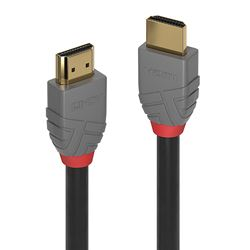 Cavo HDMI Lindy - Anthra line hdmi con cavo ethernet - 2 m 36963