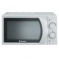 Micro ondes Candy CMW 2070 M - Four micro-ondes monofonction - pose libre - 20 litres - 700 Watt - blanc