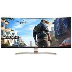 """Monitor LED LG - IPS 38"""" 21:9 Quad HD+ Curvo"""