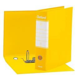 Raccoglitore Esselte - CF6REGISTRATORI OXFORD G85 GIALL