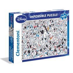 Puzzle Clementoni - 101 dalmatians