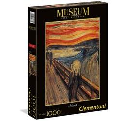 Puzzle Clementoni - Munch - L'Urlo 39377