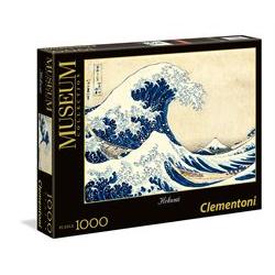 Puzzle Clementoni - Hokusai - the great wave