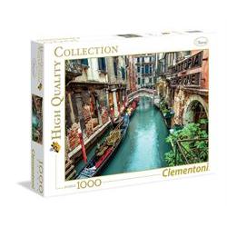 Puzzle Clementoni - Venice canal