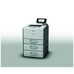 Imprimante laser Ricoh SP 4520DN - Imprimante - monochrome - Recto-verso - LED - A4 - 1200 x 1200 ppp - jusqu'à 40 ppm - capacité : 600 feuilles - USB 2.0, Gigabit LAN, Wi-Fi, hôte USB 2.0