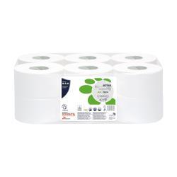 Carta igienica Papernet - Superior maxi jumbo carta igienica (pacchetto di 12) 407568