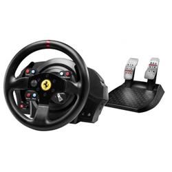 Volante + Pedali Thrustmaster - T300 Ferrari GTE Wheel PS3/PS4/PC