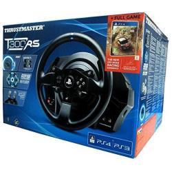 Volante Thrustmaster - T300 Racing Wheel + Sebastian Loeb Rally EVO PS4