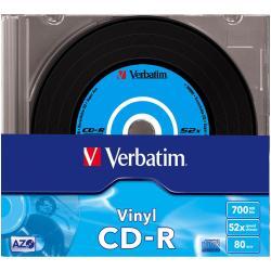CD Verbatim - Vinyl