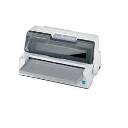 Stampante Oki - Microline 6300 fb-sc - stampante - in bianco e nero - matrice a punti 43490003