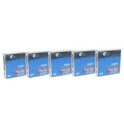 Supporto storage Dell - Lto-6 tape cartridge 5-pack - kit