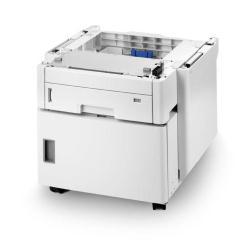 Oki - Cassetto e vassoio supporti con cabinet - 530 fogli 44020403