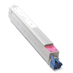 Toner Oki - Cartuccia toner magenta c910 15k