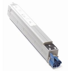Toner Oki - Nero - originale - cartuccia toner 44036024