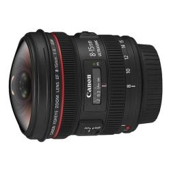 Obiettivo Canon - Ef 8-15mm f4 l usm
