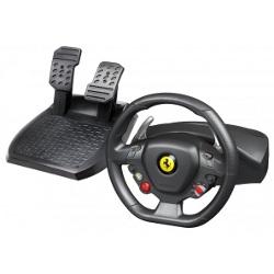 Volante + Pedali Thrustmaster - Ferrari 458 Italia PC/Xbox 360