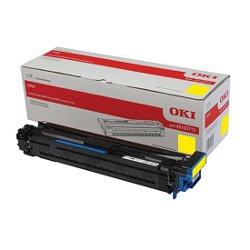 Tamburo Oki - Giallo - original - kit tamburo 45103713