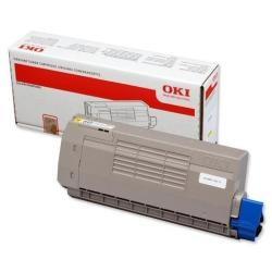 Toner Oki - Giallo - originale - cartuccia toner 45536505