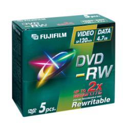 Image of DVD Dvd-rw x 1 - 4.7 gb - supporti di memorizzazione 45767