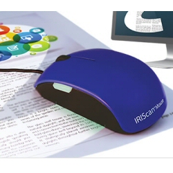 Scanner Iris - Iriscan Mouse 2
